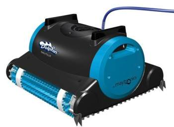dolphin-nautilus pool cleaner